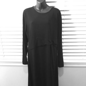 XL Michael Kors Black Dress!!